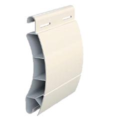 Persianas PVC Curva 50mm