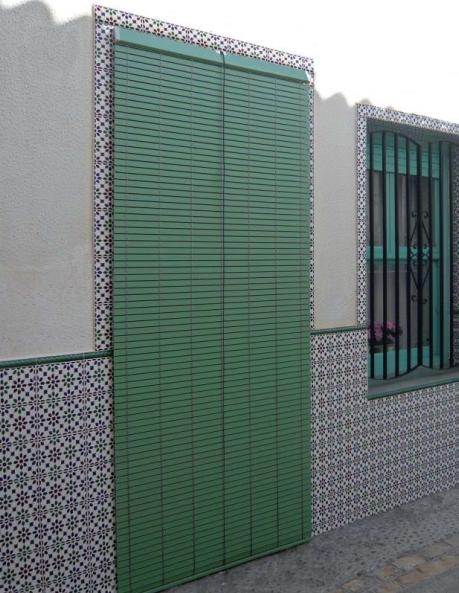Persiana Alicantina PVC