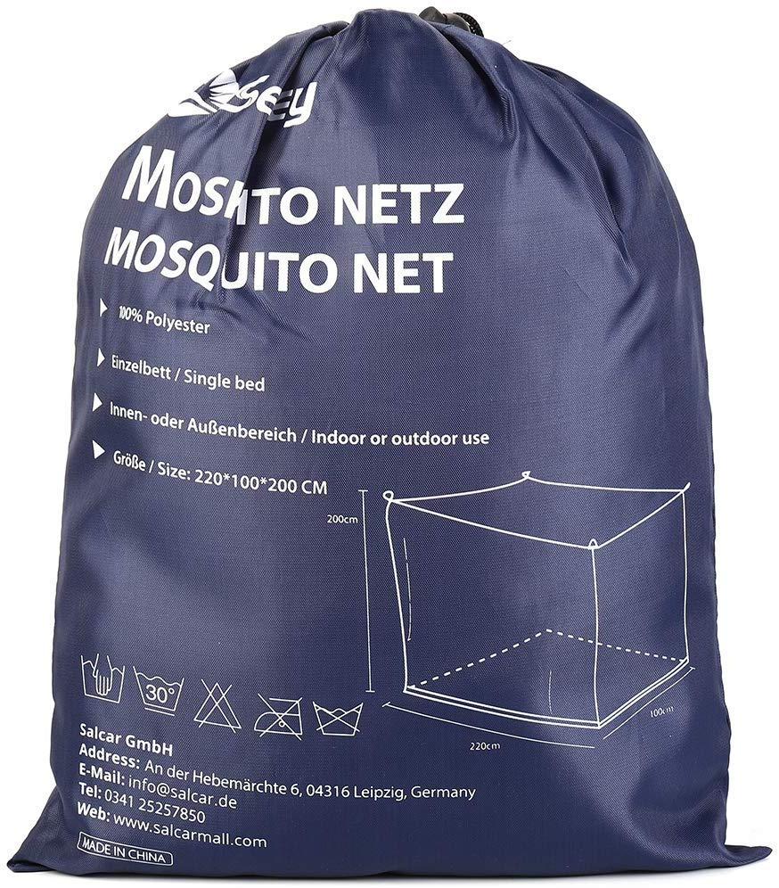 mosquitera cama individual